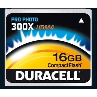 Duracell DU-CF30-16G-C 16 GB CompactFlash