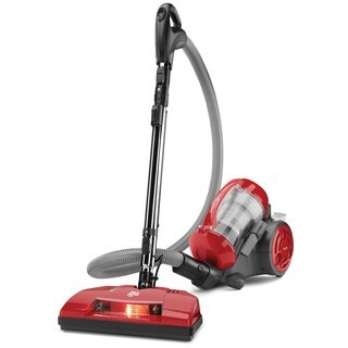 Dirt Devil SD40030 Power Reach Multi-Cyclonic Canister Vacuum