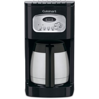 Cuisinart DCC-1150BKFR Refurbished 10-cup Programmable Thermal Coffee Maker
