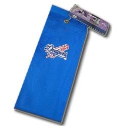 Los Angeles Dodgers Embroidered Golf Towel - Thumbnail 1