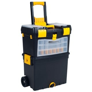 Deluxe Mobile Workshop Screwdriver Set and Tool Box