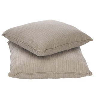 Sunbrella 20-inch Indoor/Outdoor Throw Pillows (Set of 2)