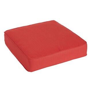 clara wicker sunbrella fabric indoor outdoor cushion