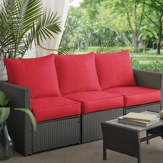 Outdoor Cushions Pillows Online At Our Best Patio Furniture Deals