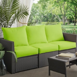 Buy Sunbrella Outdoor Cushions & Pillows Online at Overstock | Our ...