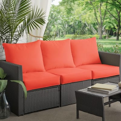 Orange Humble And Haute Patio Furniture