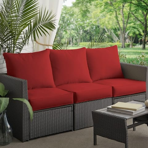 Red Sunbrella Patio Furniture Find Great Outdoor Seating Dining