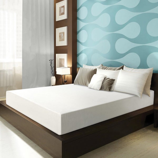 Sarah Peyton Convection Cooled Soft Support 8-inch Twin-size Memory Foam Mattress