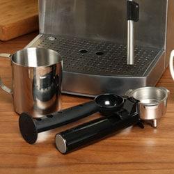 Cuisinart EM-200FR Programmable 15-bar Espresso Maker (Refurbished) - Thumbnail 1