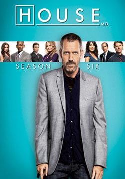 House: Season Six (DVD)