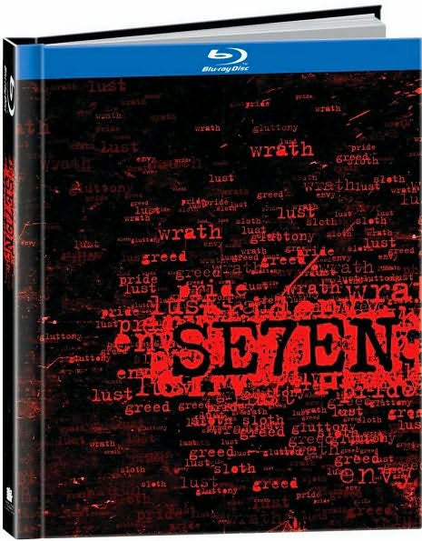 Seven DigiBook (Blu-ray Disc)
