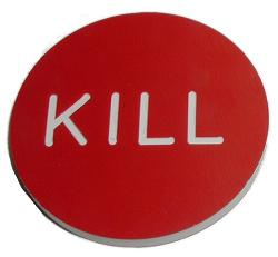 Texas Holdem Blind and Kill Buttons (Pack of 10) - Thumbnail 2