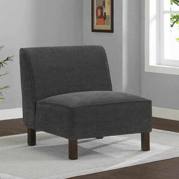 Charcoal Cape Chair