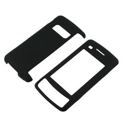 INSTEN Snap-on Phone Case Cover with Screen Protector for LG VX11000