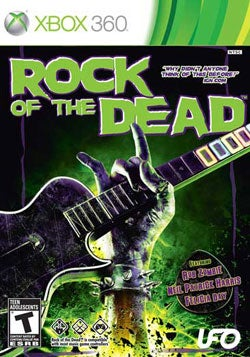 Xbox 360 - Rock of the Dead