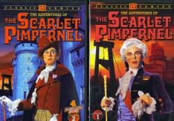 Adventures Of The Scarlet Pimpernel: Vol. 1 & 2 (DVD)