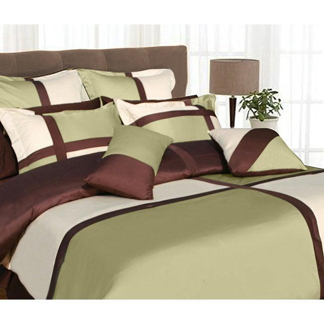 Dreams 8-piece Cotton Comforter Set