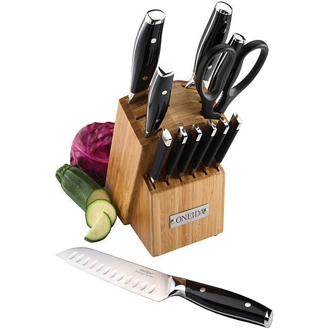 Oneida 13-piece Dual Rivet Knife Set