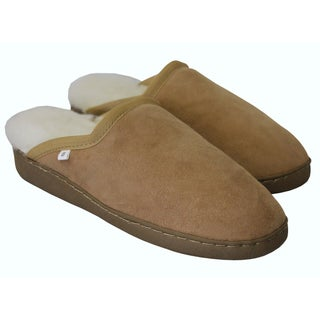 Amerileather Shearling House Slippers (2 options available)