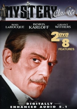 Mystery Classics Vol. 6 (DVD)