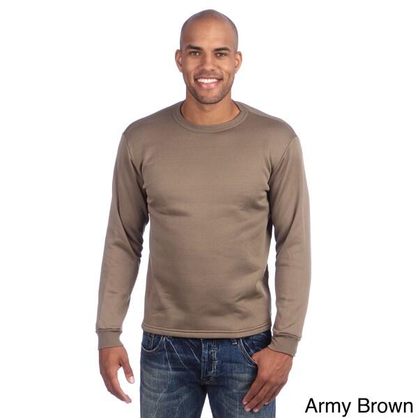Kenyon Men's Polypropylene Fleece Thermal Crew Top