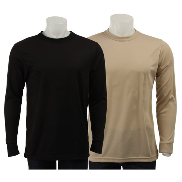 Kenyon Men's Outlast Supreme Thermal Underwear Top, Layer 1