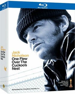 One Flew Over the Cuckoo's Nest (Blu-ray Disc)