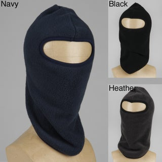 Kenyon Kidz Fleece Balaclava/ Hood (Option: Child, Black)