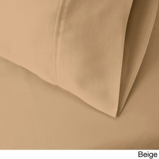 300 Thread Count Deep Pocket Cotton Sateen Sheet Set (More options available)