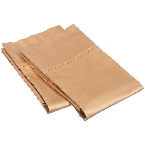 Superior Egyptian Cotton 300 Thread Count Pillowcases (Set of 2)