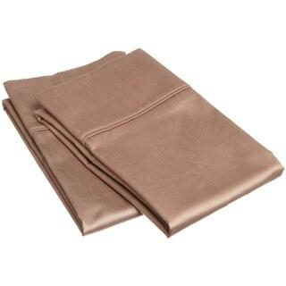 Superior 400 Thread Count Cotton Sateen Pillowcase Set (Set of 2)