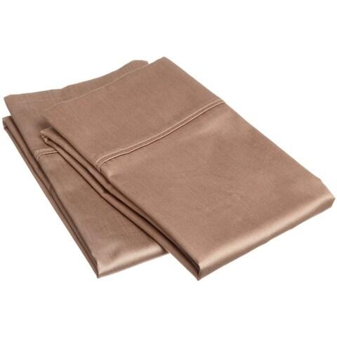 Superior Egyptian Cotton 400 Thread Count Pillowcases (Set of 2)