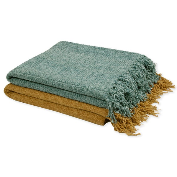 Diva Chenille Throw