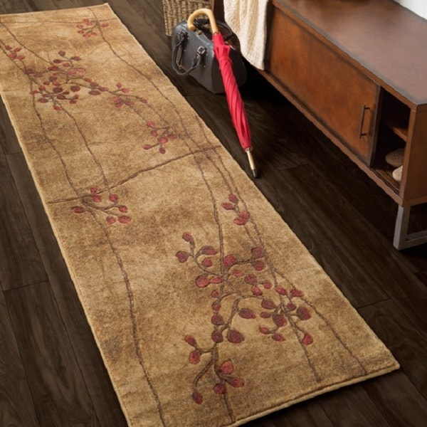 Shop Nourison Somerset Latte Runner Rug 2 X 5 9 On