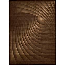 Nourison Somerset Brown Area Rug (7'9 x 10'10)|https://ak1.ostkcdn.com/images/products/5070794/Nourison-Summerfield-Brown-Geometric-Rug-79-x-1010-P12930578.jpg?impolicy=medium