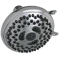 Waterpik 12-setting Chrome Showerhead
