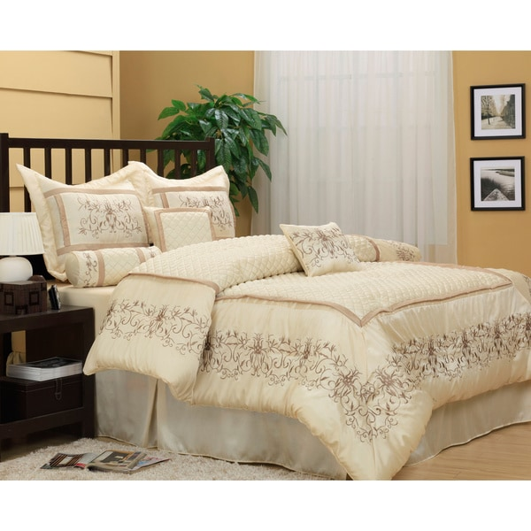Vivian Luxury 7-piece Comforter Set