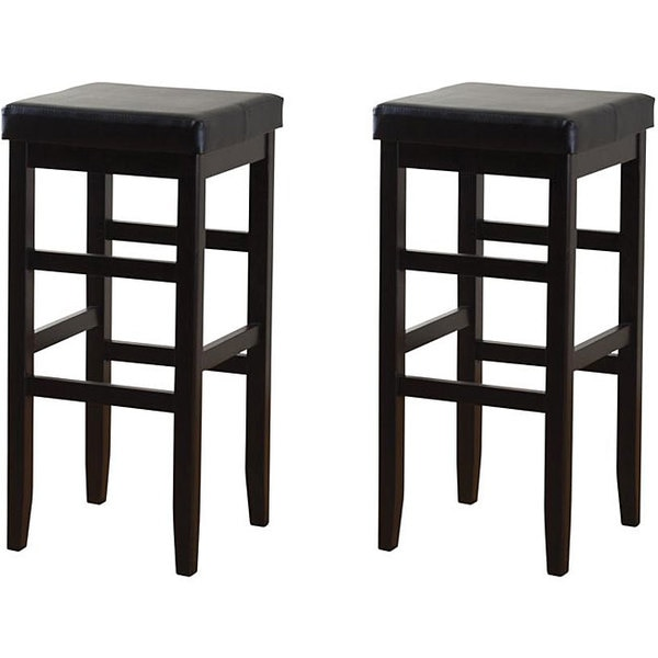 Square Bar Stools ~ Hutto inch counter height square stools set of