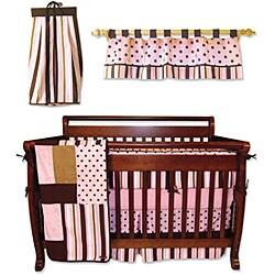 Trend Lab Maya 6-piece Crib Bedding Set