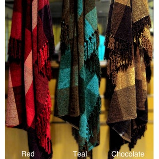Scotch Chenille Throw