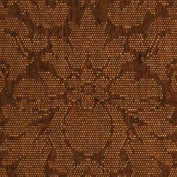 Safavieh Kaii Damask Chocolate/ Natural Indoor/ Outdoor Rug (9' x 12') - Thumbnail 2