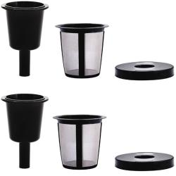 Medelco Universal Single-cup Coffee Filter Systems (Set of 2)