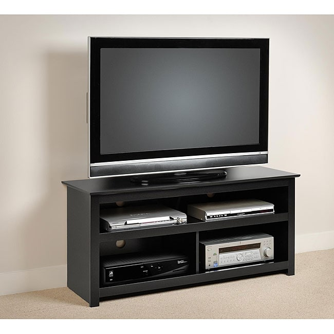 Broadway Black Plasma/ LCD TV Console - Thumbnail 0