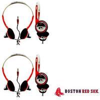 Nemo Digital MLB Boston Red Sox Overhead Headphones (Case of 2)