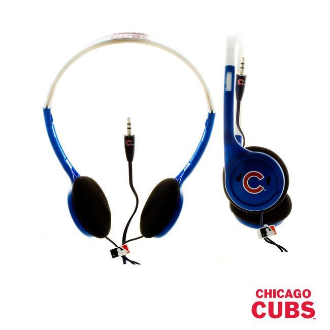 Nemo Digital MLB Chicago Cubs Overhead Headphones