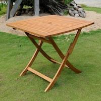 International Caravan Royal Tahiti 32-inch Folding Table