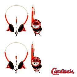 Nemo Digital MLB St. Louis Cardinals Overhead Headphones (Case of 2)