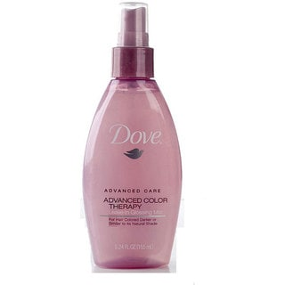 Dove 5.24-ounce Advanced Color Therapy Leave-In Glossing Mist (Pack of 4)