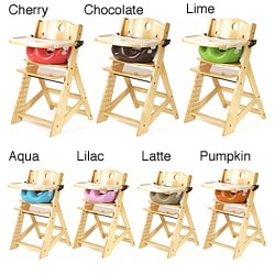 Keekaroo Height Right High Chair with Infant Insert/Tray