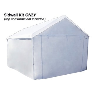 Domain Carport Sidewalls  sc 1 st  Overstock.com & Caravan Canopy Tents u0026 Outdoor Canopies For Less | Overstock.com